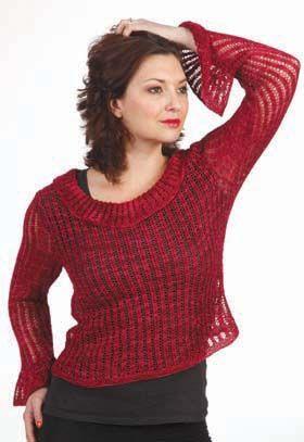 Indian Sun-- Lace Weight   Knitting Pattern