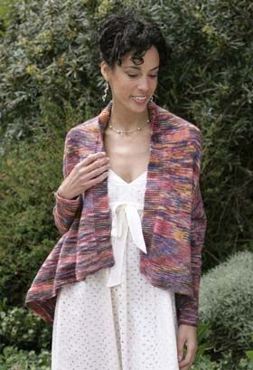 Sian - Silk Blend Dble  Knitting Pattern