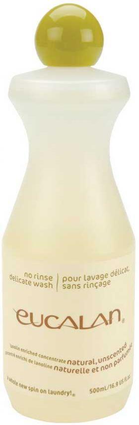 Eucalan No Rinse Delicates Wash  - Natural unscented